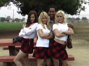 Terrence and the girlz