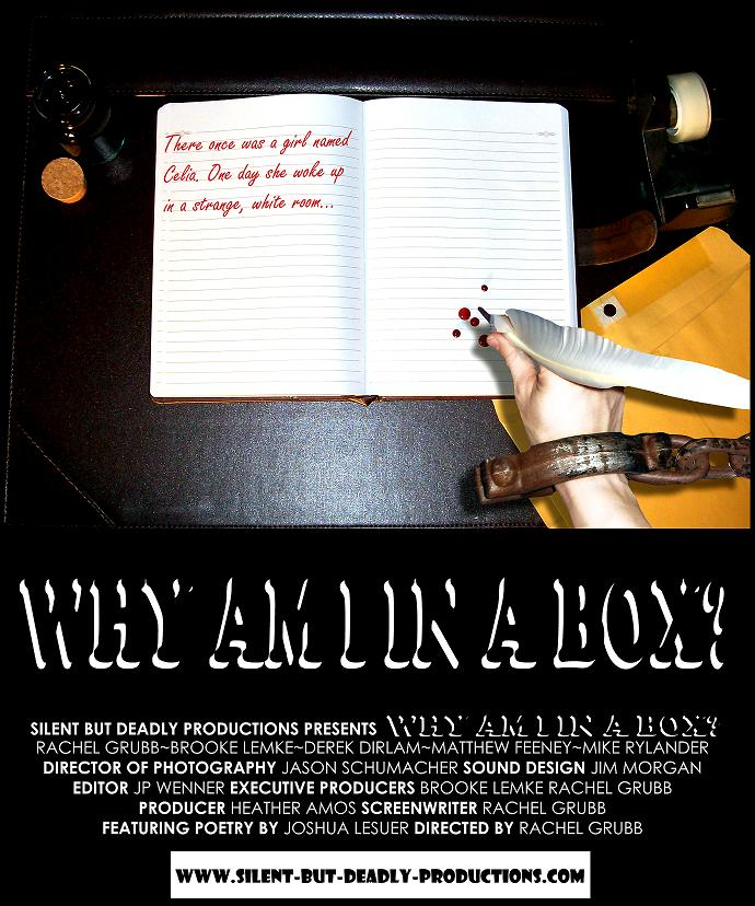 Why Am I in a Box? movie